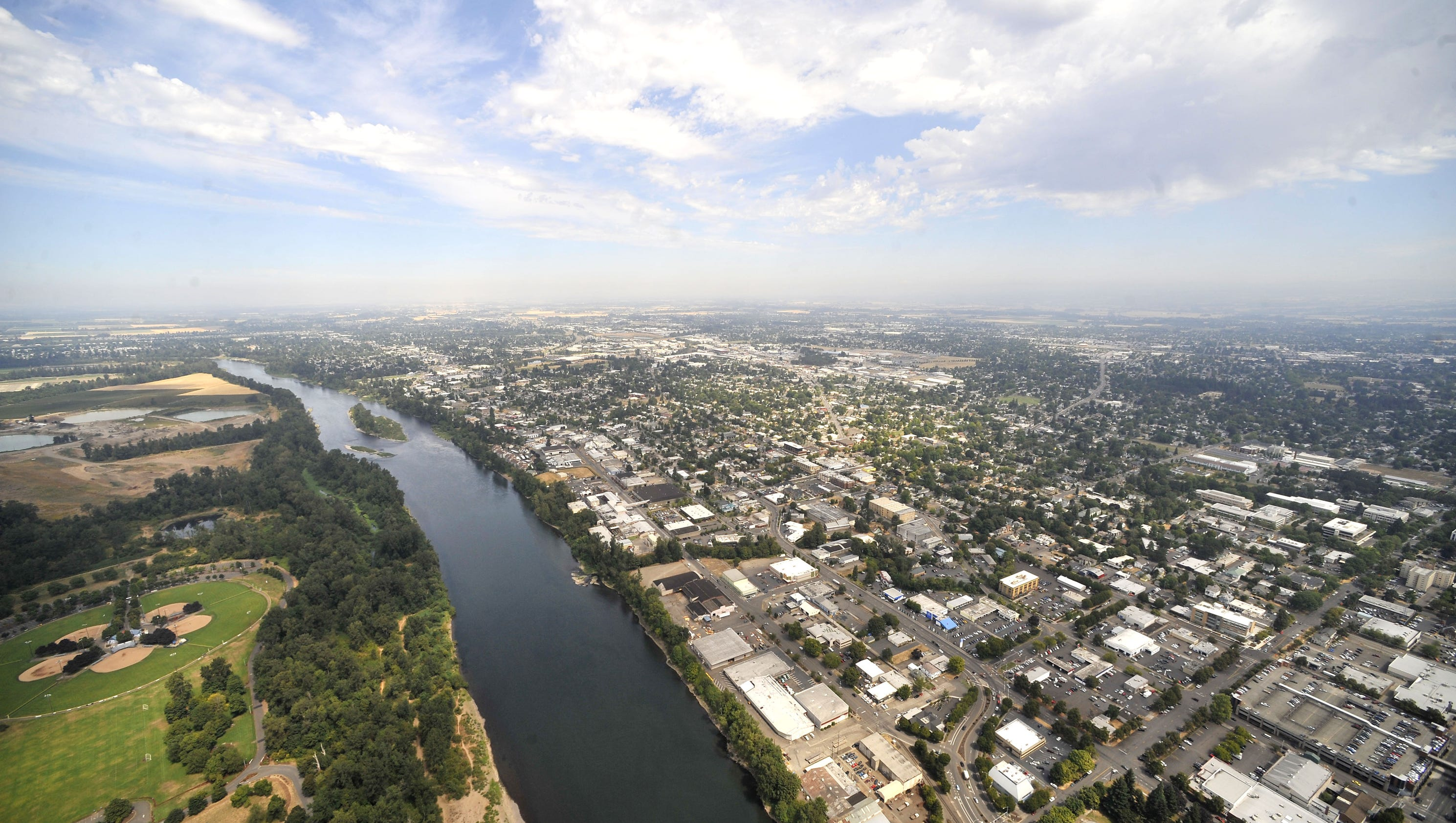 why oregon salem economies are seeing green again