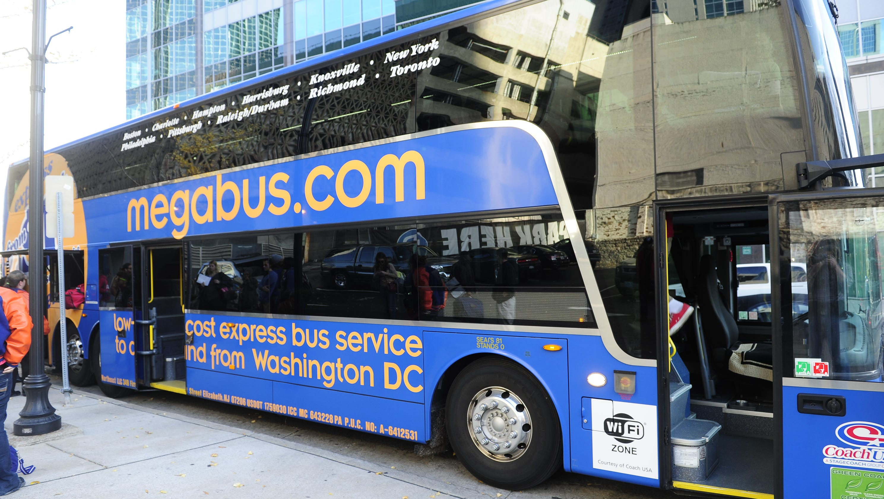 Megabus Leaves Knoxville Family Stranded