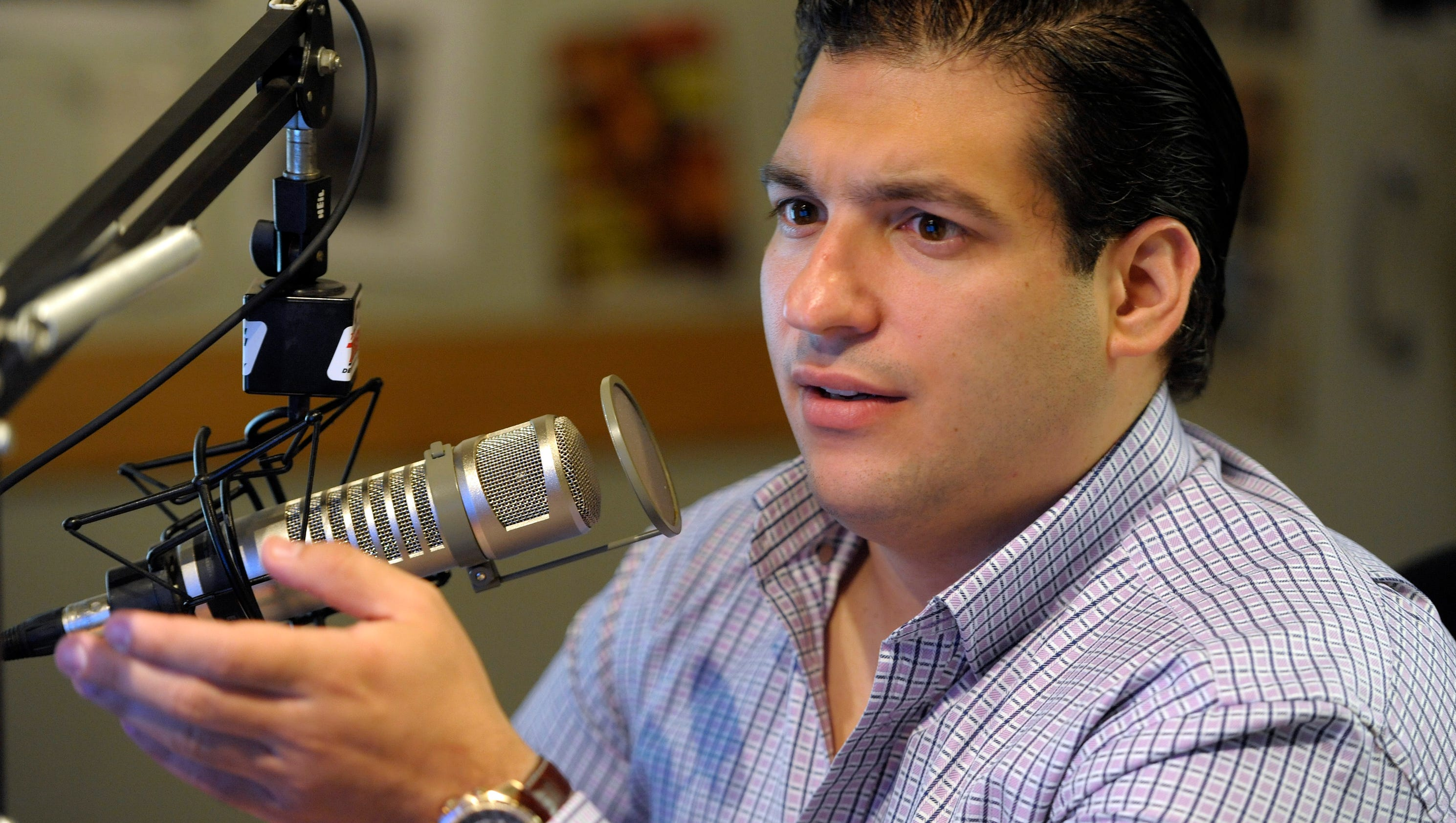 Agent: Lions wanted opinionated 97.1 host Valenti fired