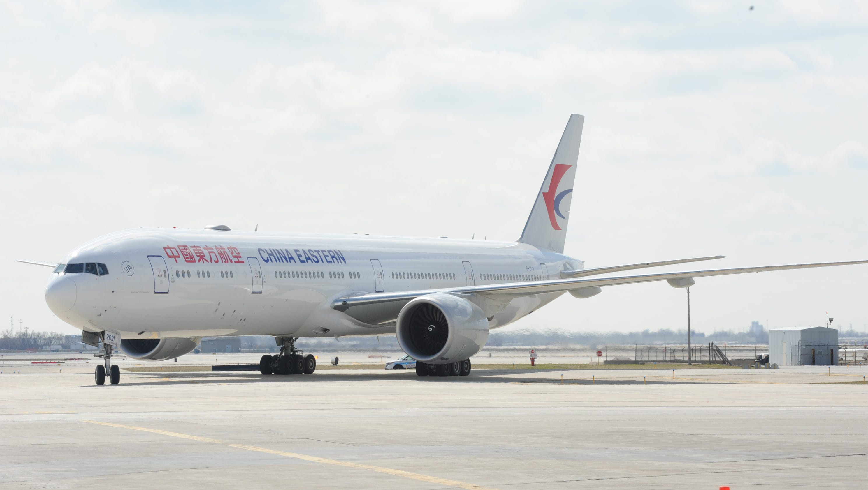 China Eastern Launches Flights To Chicago O Hare