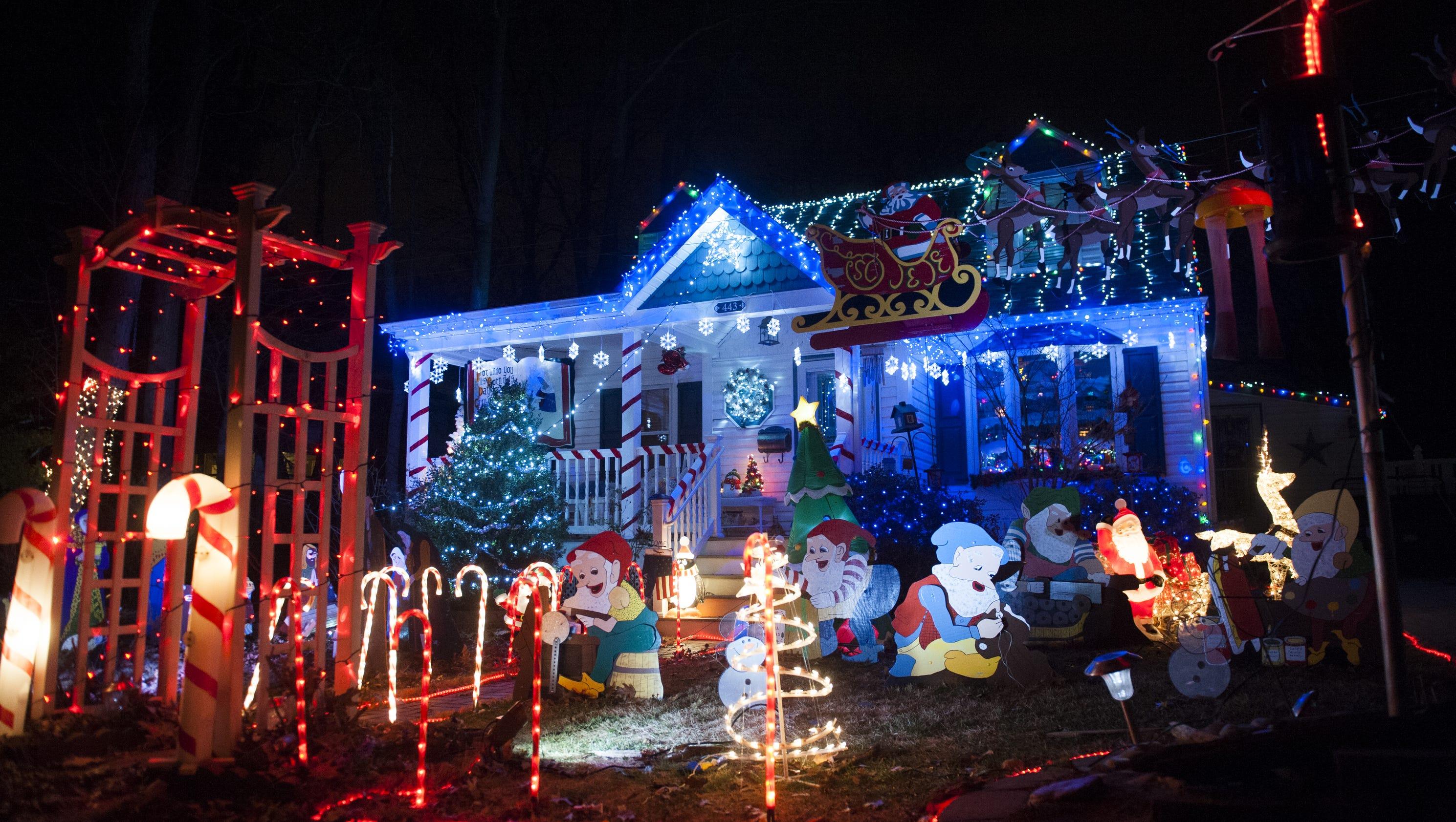2016 south jersey christmas lights guide - Mm Christmas Lights