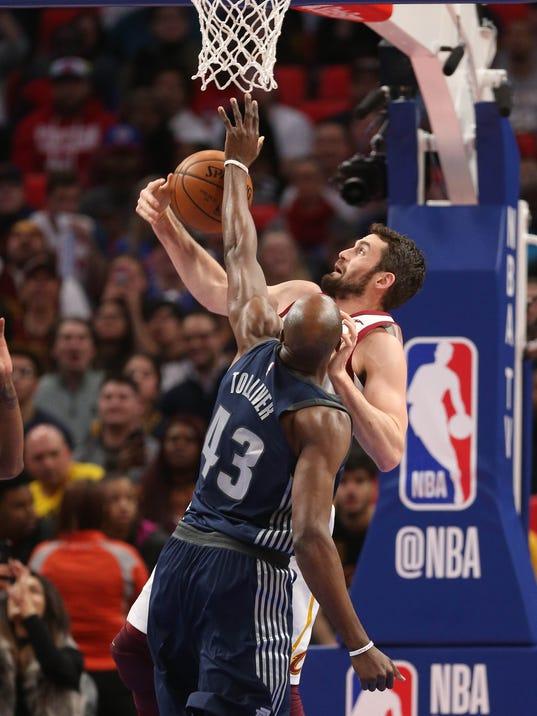 Detroit Pistons vs Cleveland Cavaliers NBA Replay Jan 28 ...