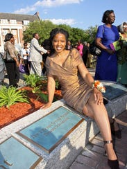 Florida A&M University honored alumna T'Keyah Crystal