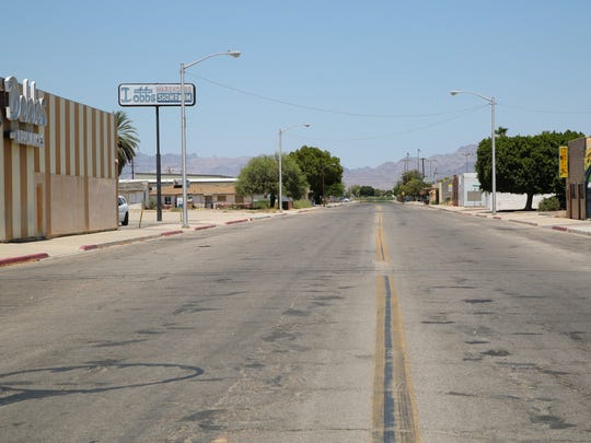 Healthcare providers in Blythe, Calif., fear that a repeal of the Affordable Care Act would make it harder for residents of the rural community to access healthcare, July, 17, 2017.