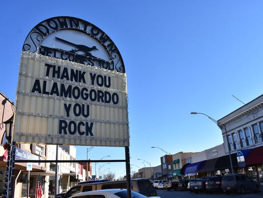 Historic Downtown Alamogordo
