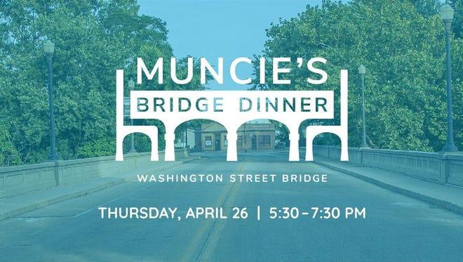 Muncie's Washington Street Bridge Dinner