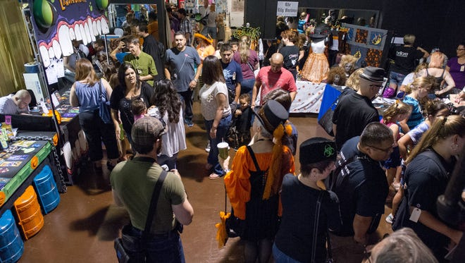 Keen Halloween returns Sept. 24-25 and takes place at the Phoenix Convention Center.