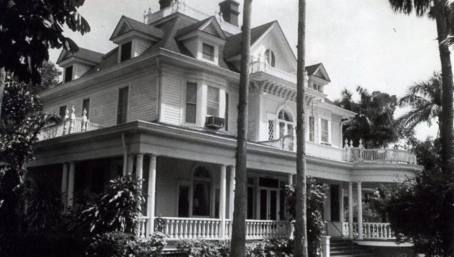 Burroughs Home/News-Press Archives