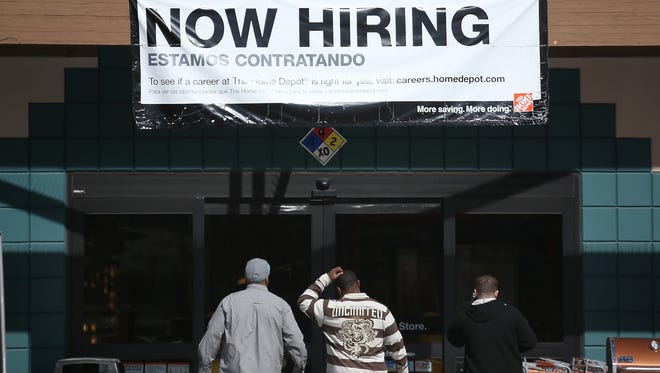 Hiring has held up well this year despite flagging economic growth.