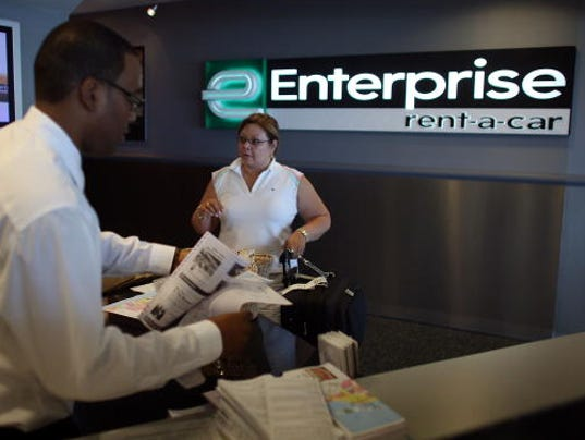 Enterprise Rental Car Brands To Hire 11 000