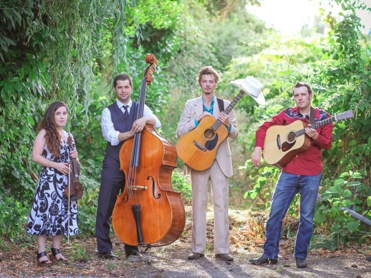 The Mighty Dreadful Stringband is playing 8:30 p.m. Sept. 24 at Vagabond Brewing.
