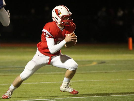 Westwood QB Sean Hopkins is one of the top dual-threat