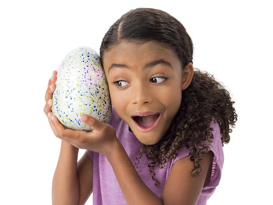 Hatchimals topped our list of top toys from 2016.