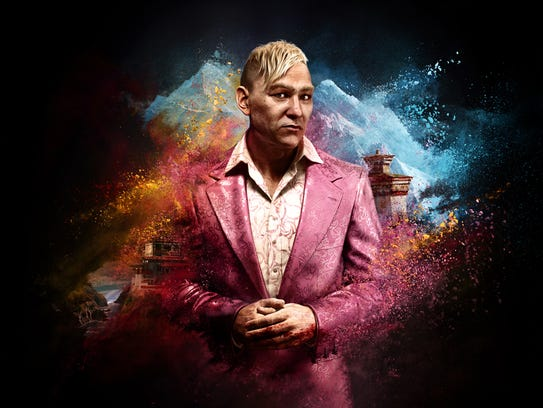 "Pagan Min is the notorious villain of ""Far Cry 4."""