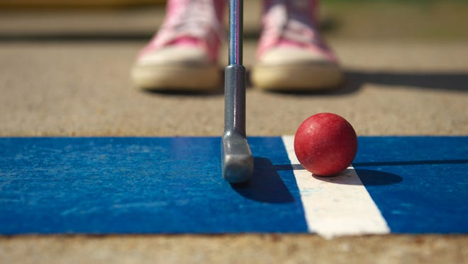 The inaugural Cherry City Putt Putt Pub Crawl takes place noon to 5 p.m. Sunday, Sept. 25, in downtown Salem.
