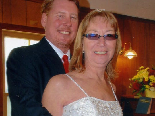 Wilma Windsor and Brian Cude