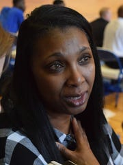 Kathy Gonzales Goudeau, a former Louisiana College teammate and roommate of the late Louisiana College women's basketball coach Janice Joseph-Richard, talks about Joseph-Richard and her induction into the La. Sports Hall of Fame.