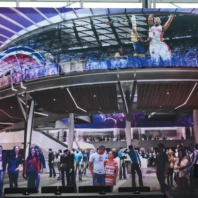 Pistons bid to host NBA All-Star Game at Little Caesars Arena