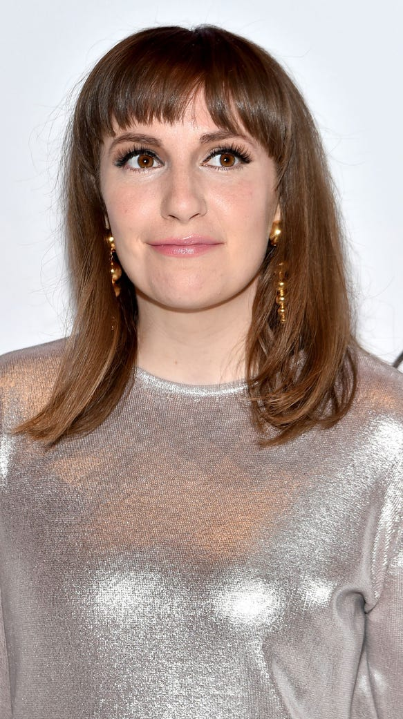 Lena Dunham attends Variety's Power Of Women event