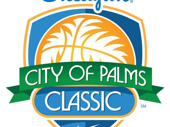 City of Palms logo