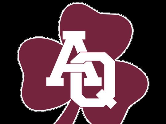 Aquinas Lil' Irish logo