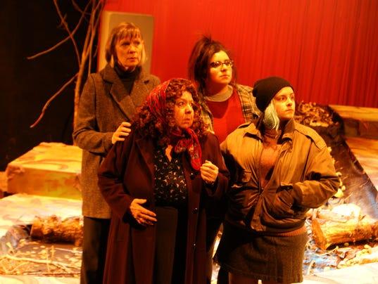 UW-Waukesha Women-of-Lockerbie-