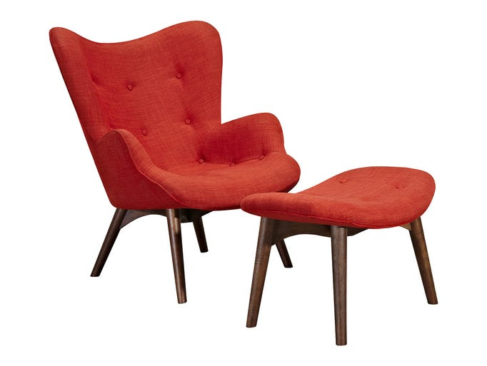Mid-century modern design, known for its clean lines