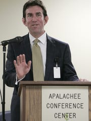Jay Reeve, president and CEO of the Apalachee Center.