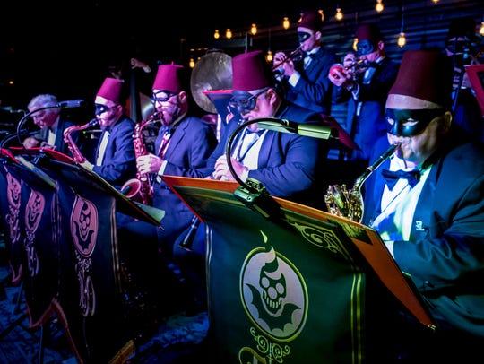 Theatre Bizarre Orchestra