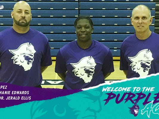 FSW women's basketball assistant coaches