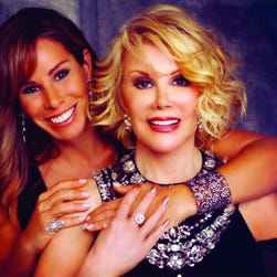 """""""The Book of Joan"""" by Melissa Rivers"""