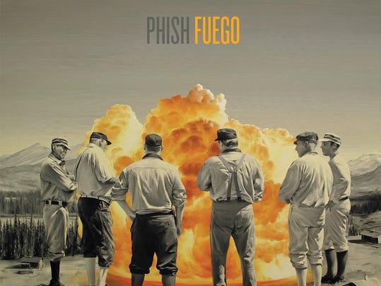 Music Review Phish