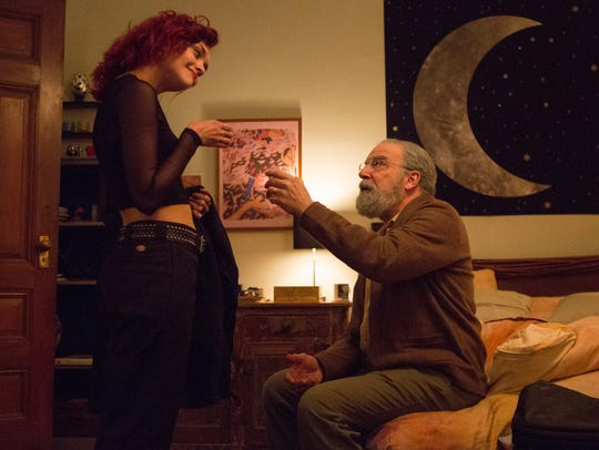 "In ""Life Itself,"" Dylan (Olivia Cooke) and her grandfather"