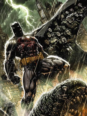 The weekly series 'Batman: Eternal' promises to shift the status quo of Gotham City and its residents in a major way.