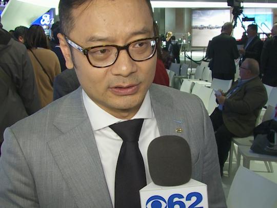 Zhang Fan, Guangzhou Automobile Group.'s vice president
