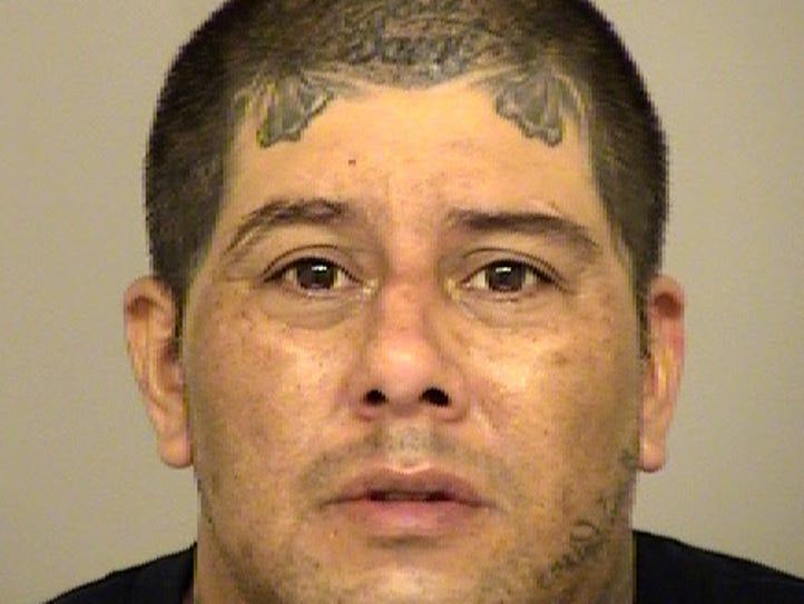 Robert Pech, 47, of Oxnard, was arrested on suspicion