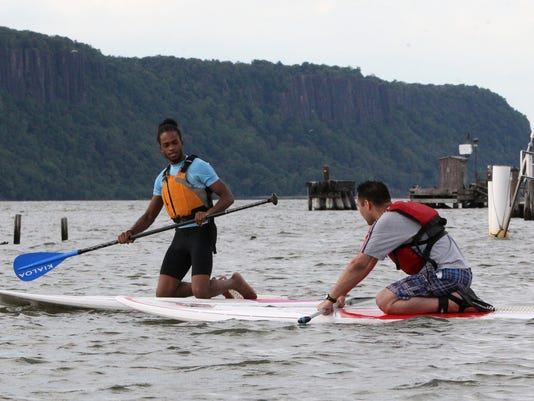 Yonkers kayaking - On The Water