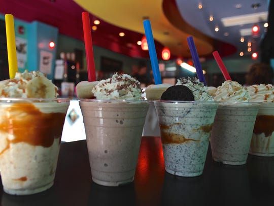 Great Shakes offers over 25 different flavors of shakes and malts and is located in downtown Palm Springs.