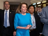 Opinion: Why would Democrats choose Nancy Pelosi again?