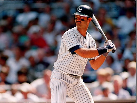 Jim Robinson Ford >> Yankees honor Tino Martinez with Monument Park plaque