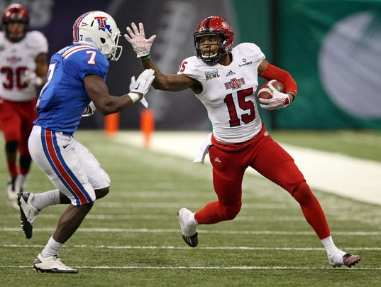 NCAA Football: R+L Carriers New Orleans Bowl-Arkansas State vs Louisiana Tech
