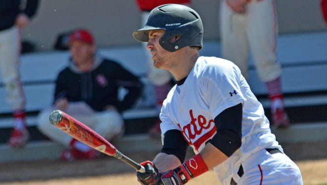 Former Pacelli standout Michael Jurgella has caught the attention of Major League Baseball scouts after a breakout senior season at Division II St. Cloud State.