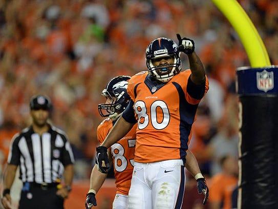 USP NFL_ Baltimore Ravens at Denver Broncos