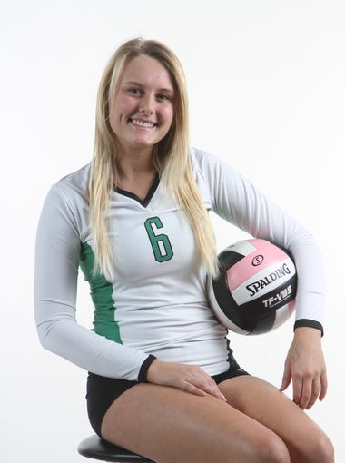 Amy Oxton, Fort Myers. Player of the Year finalist
