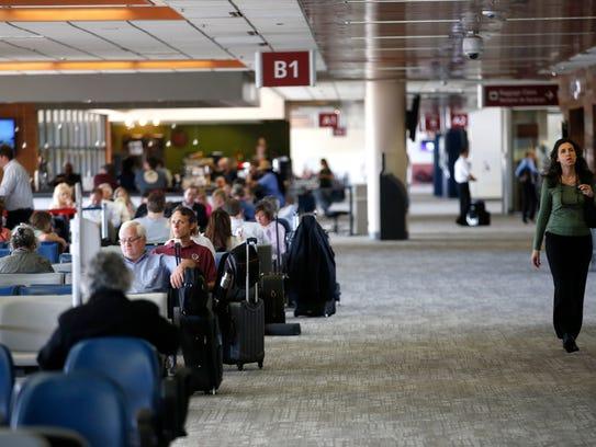 Renovations continue at Tallahassee International Airport,