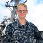 Pearl native 'honored' to serve in Navy at Pearl Harbor