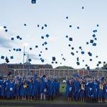 Hawthorne High School 2017 Graduation
