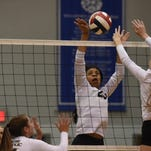 West York girls' volleyball sweeps Delone for first county title in 50 years