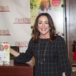Actress Patricia Heaton greets fans at Bookends in Ridgewood