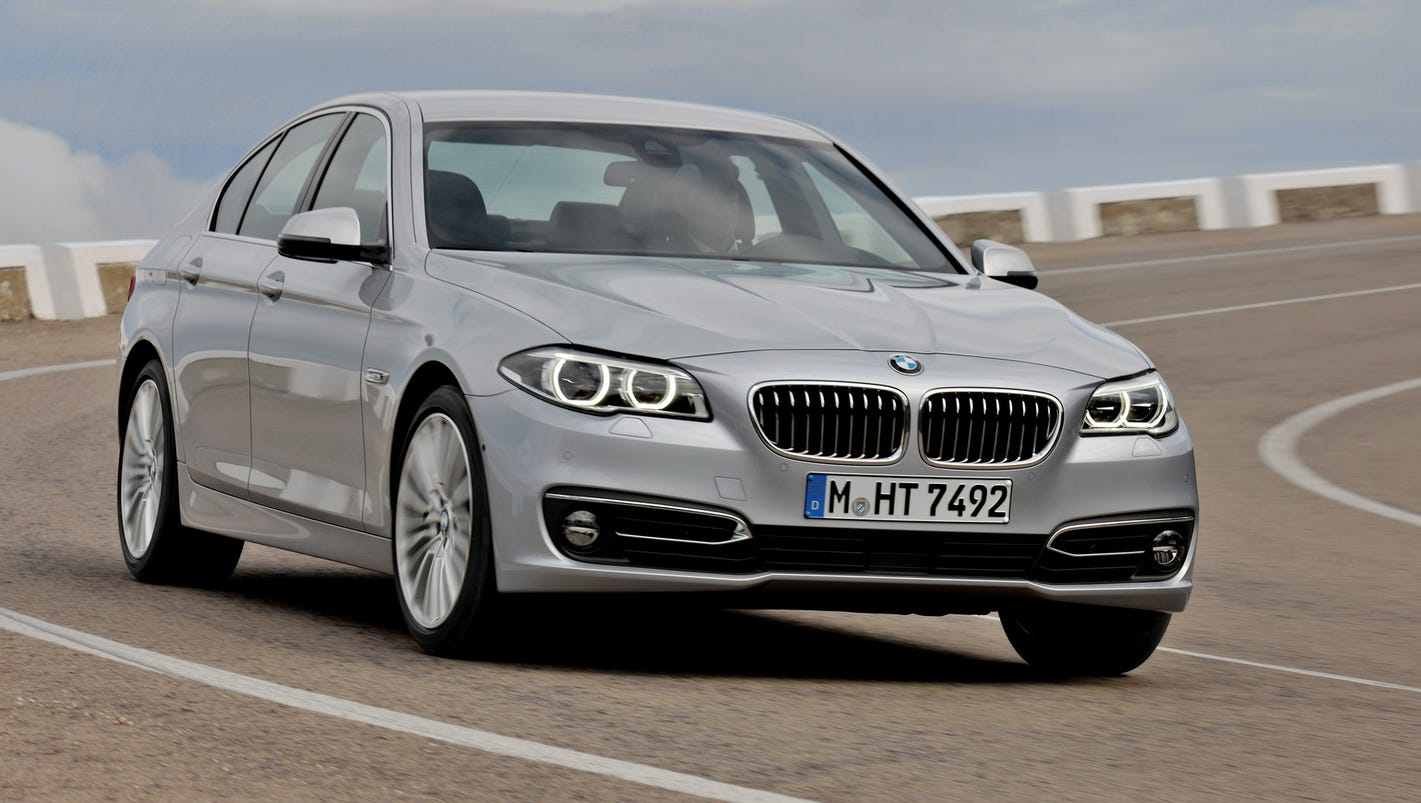 2015 bmw 5 series sedan is an all around performer. Black Bedroom Furniture Sets. Home Design Ideas